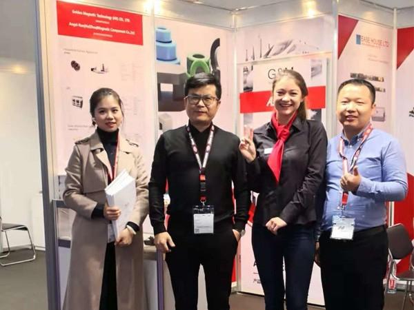 金磁高科带您走近全球电子行业顶级盛会