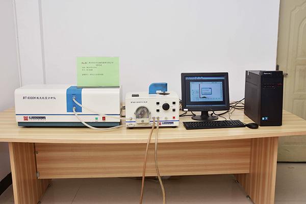 BT-9300H 激光粒度分布仪