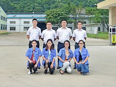 金磁领导团队