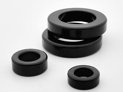 磁环电感磁芯的使用原则及颜色与材质之间的关系